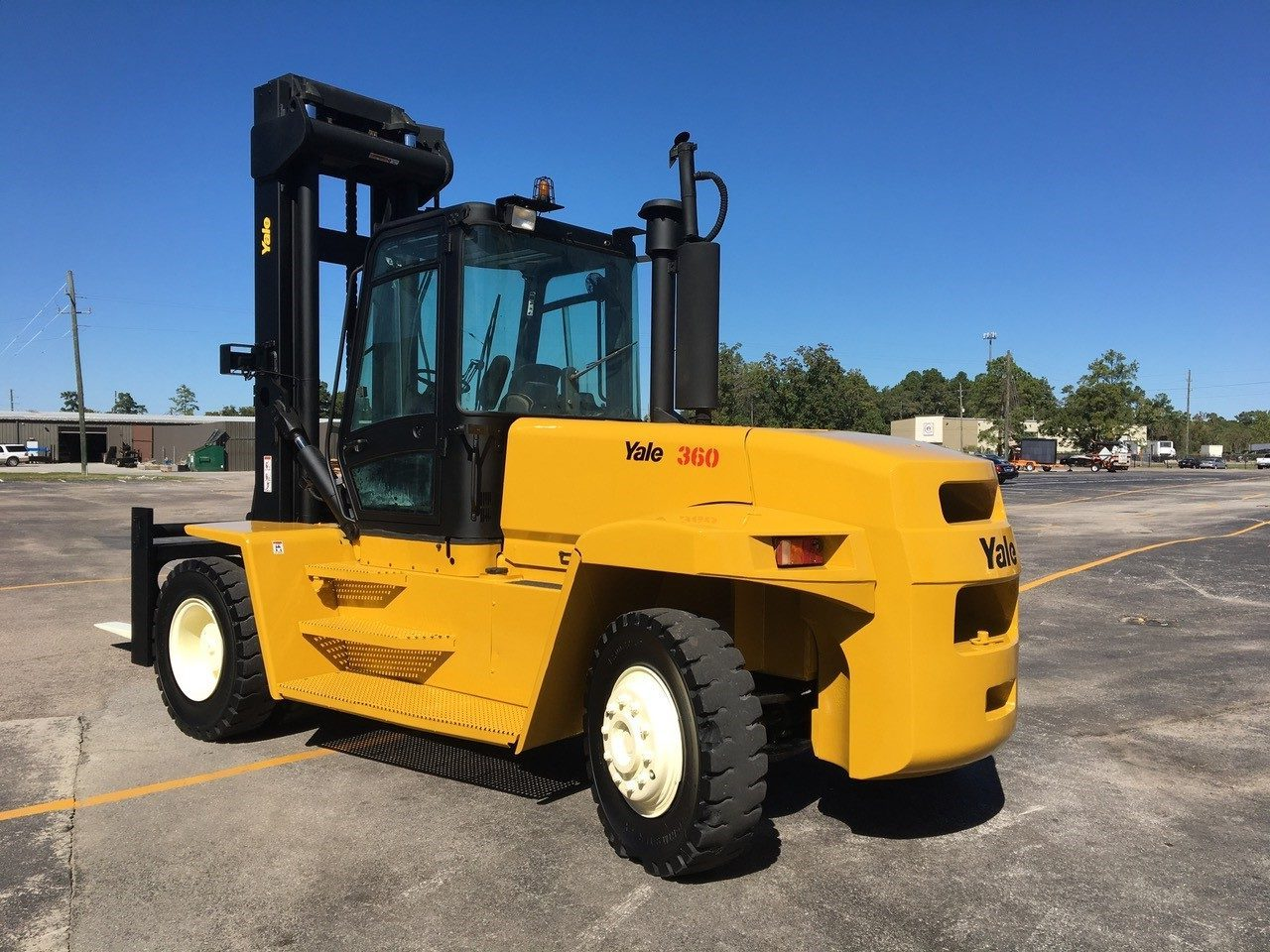 Yale36005 Midtex Forklifts And Equipment